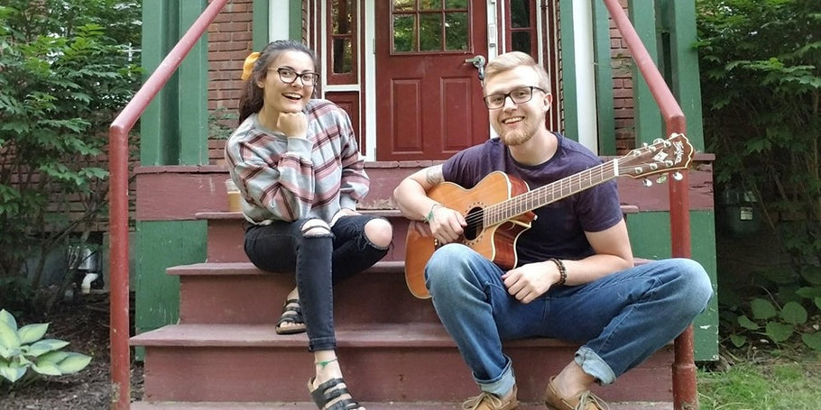 Natalie & Andy Perform Live on Saturday October 12th