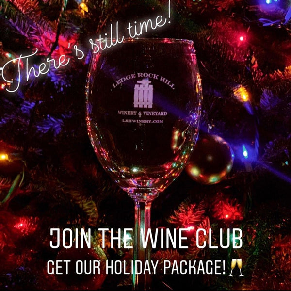 Last Chance to Join the Wine Club for December Release