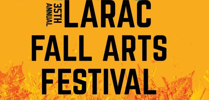 The 35th Annual LARAC Fall Arts Festival Featuring Ledge Rock Hill