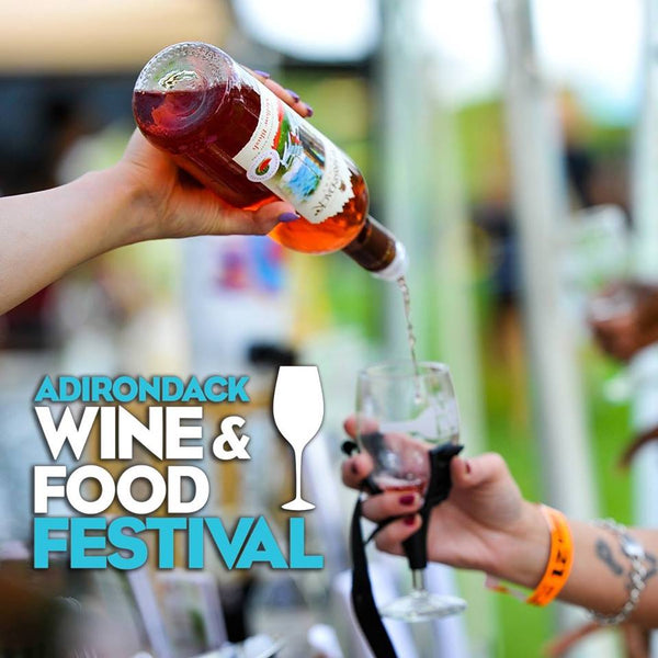 We can't wait to see you at the Adirondack Wine & Food Festival!