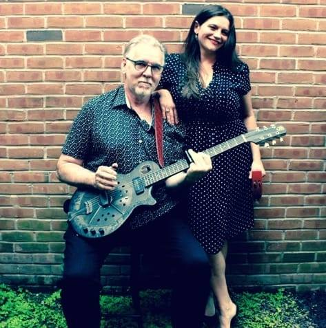 Mark and Jill Sing the Blues at Ledge Rock Hill - August 25th