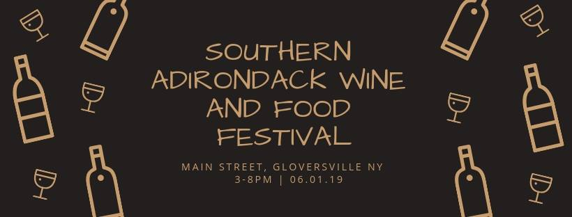 LRH will be back at the Southern Adirondack Wine & Food Festival