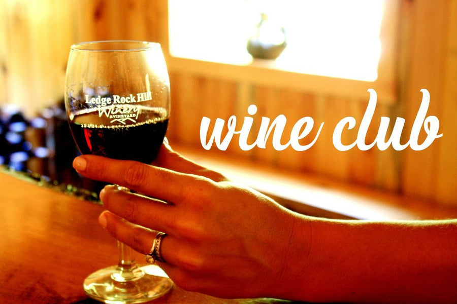 Join our Family, Join our Wine Club!