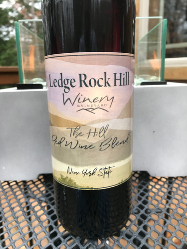 The Hill Red Wine Blend