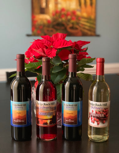 Mixed Wine Tasting Packages
