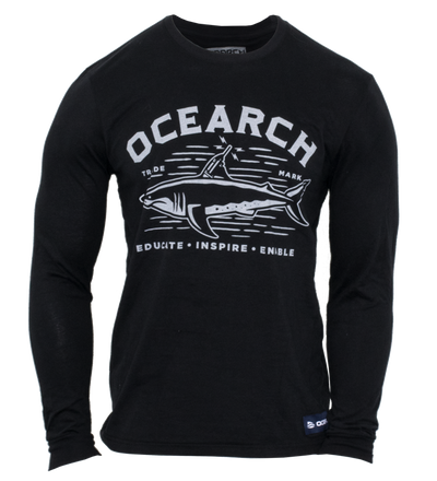 Men's Tracker Sueded L/S Tee