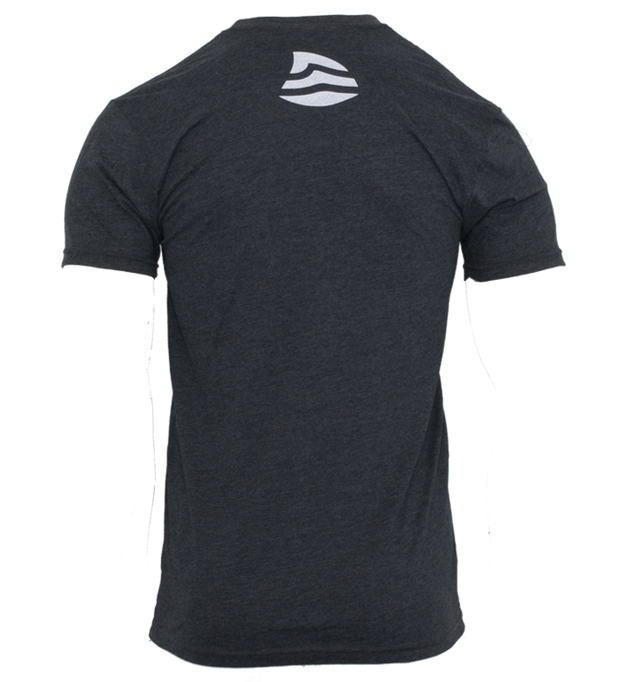 Men's Logo Sueded Tee
