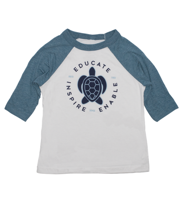 Toddler Turtle Baseball Tee