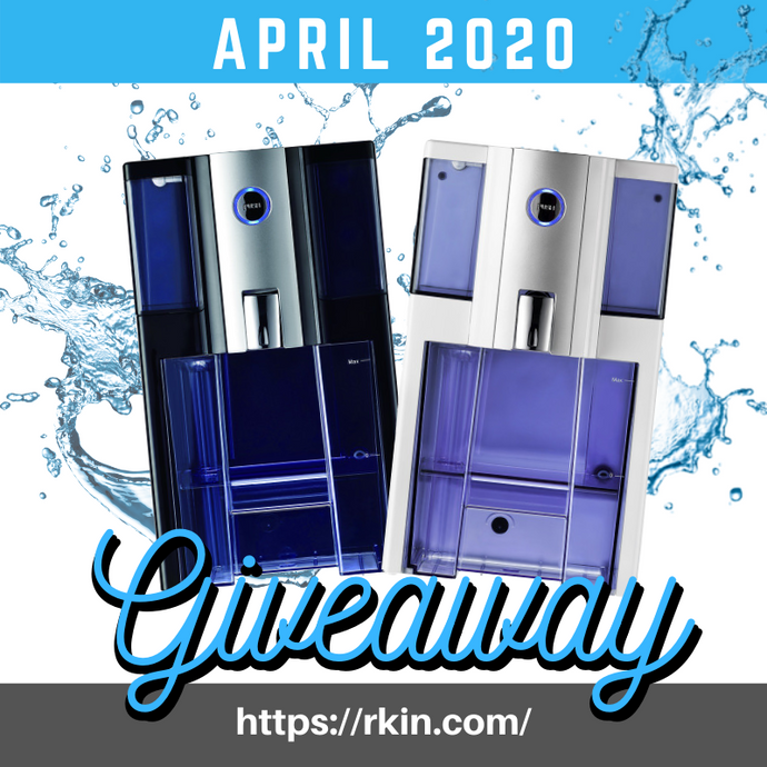 RKIN April 2020 Zero Installation Purifier Giveaway