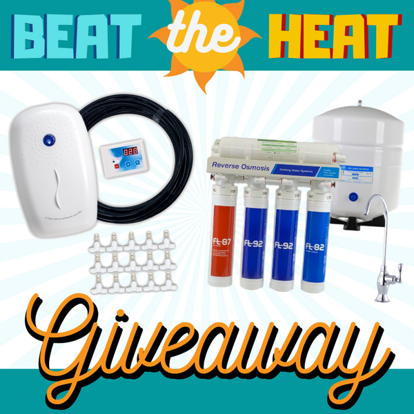 Join the 'Beat the Heat' #2 Summer Giveaway!