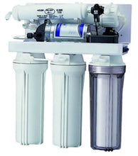 Load image into Gallery viewer, Light RO Water Filter With Pump Reverse Osmosis System