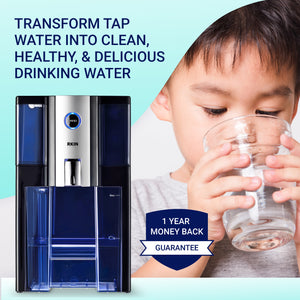 countertop reverse osmosis water filter