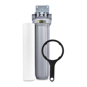 Saltless Water Softener Antiscale Whole House Filter CBS PPH by RKIN