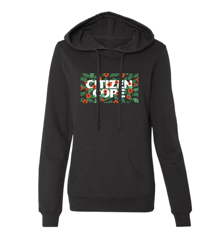 Women's Poppies Pullover