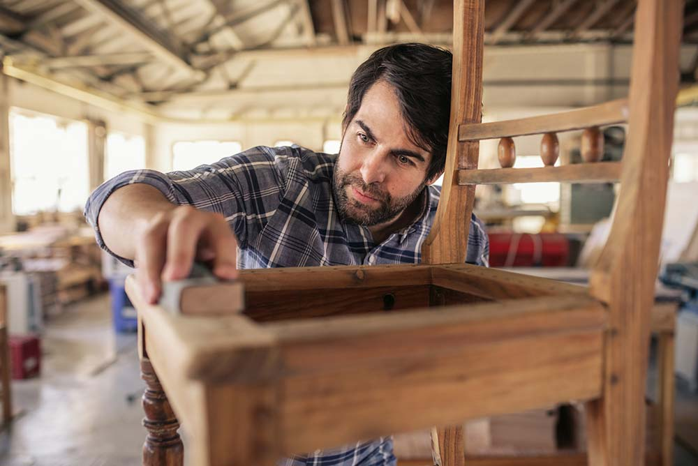 hand crafted Australian furniture
