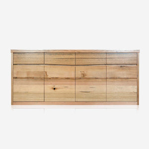 Iris 4 Door, 4 Drawer Buffet Unit