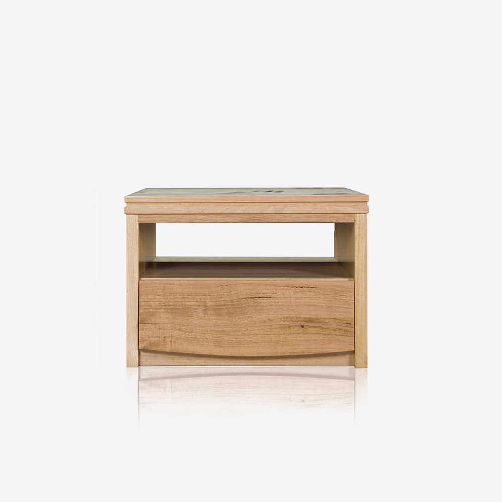 Iris Lamp Side Table