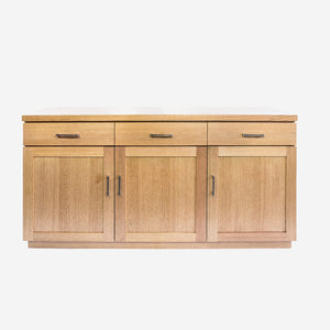 Nova 3 Door, 3 Drawer Buffet Unit