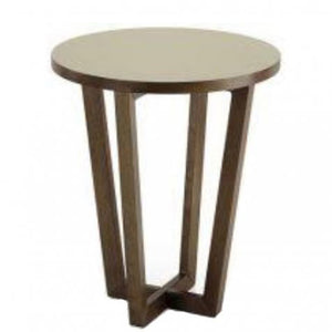 Ramis Round Lamp Side Table