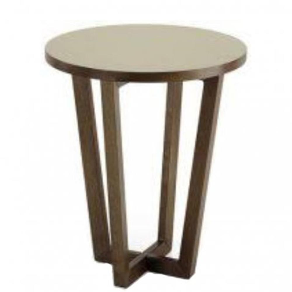 Ramis Round Bedroom Side Table