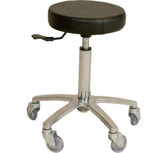 Turbo Stool Chrome Base
