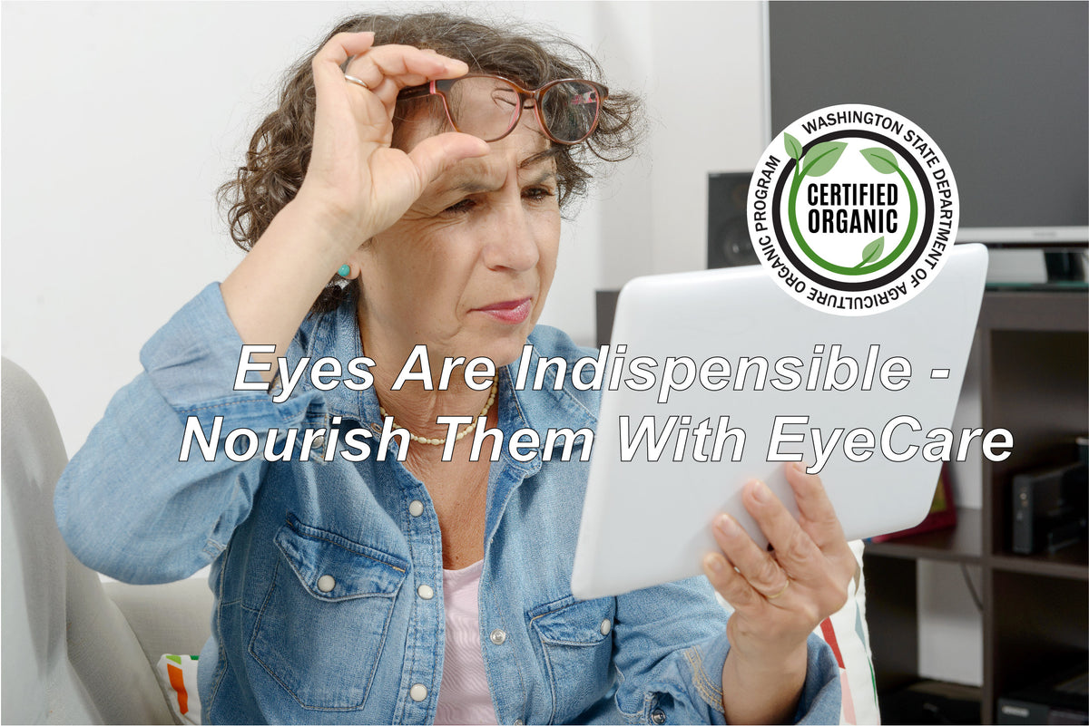Eye care, eye floaters, dry eyes, eye support, eye nutrition