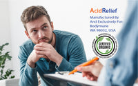Acid relief, natural antacid, antacids, acid tamer, acidrelief, organic, supplement
