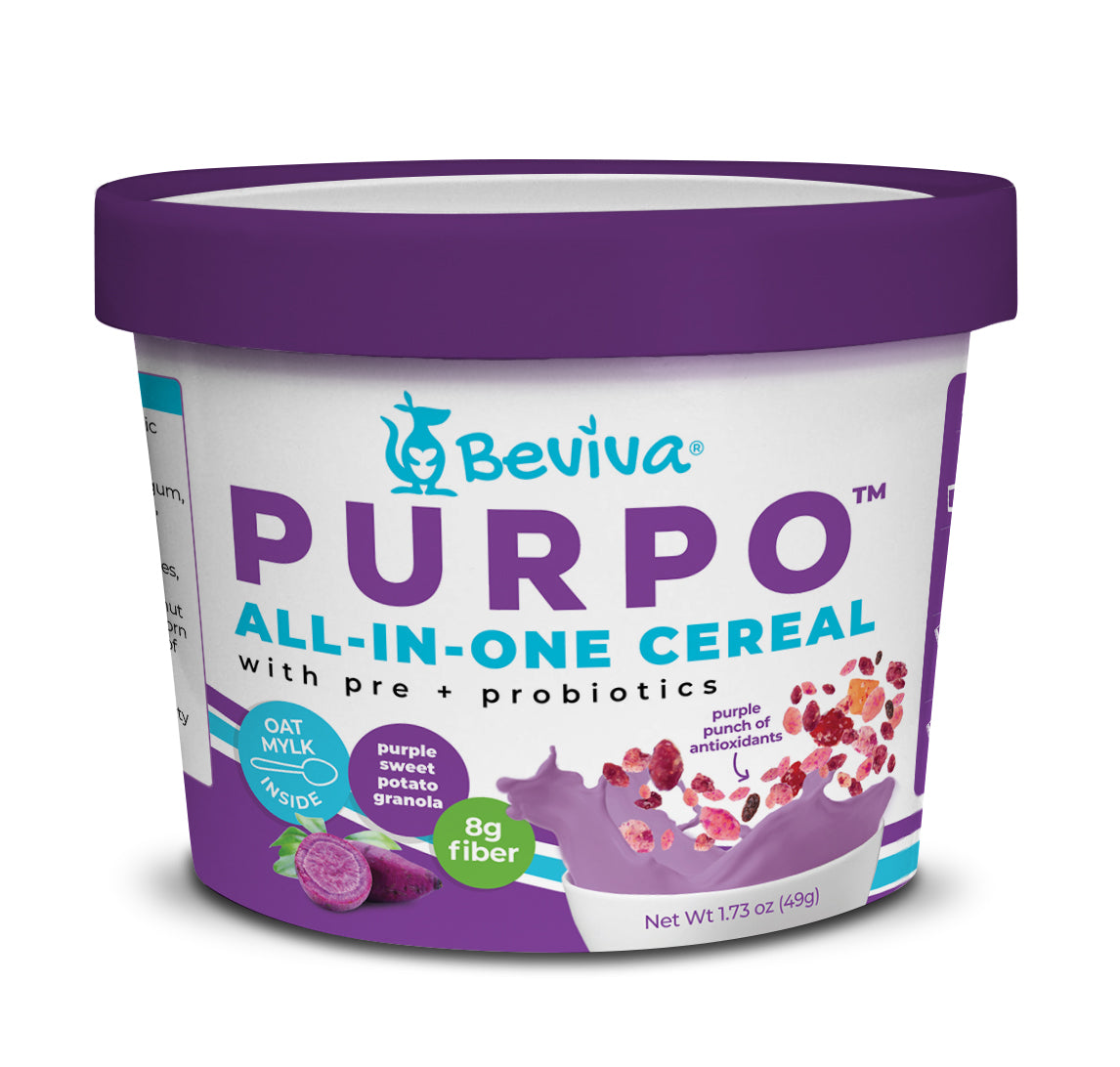 5 Great Reasons You'll Love The New PURPO