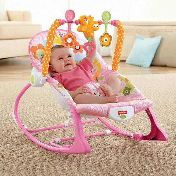 Sensational Fisher Price Infant To Toddler Bouncer Machost Co Dining Chair Design Ideas Machostcouk