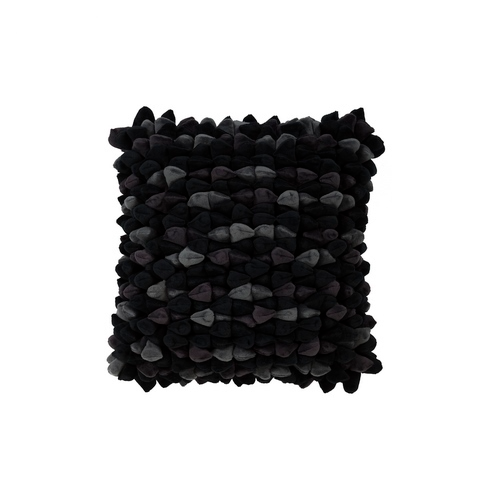 Haans lifestyle Cushion cover pebble night black