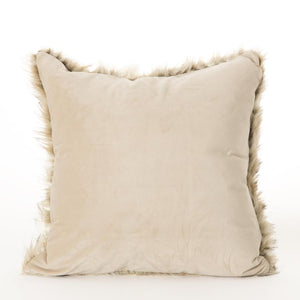 Dôme Deco Cushion Fur Mix - BB InteriorDôme DecoCushion