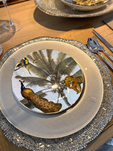 &Klevering Jungle Plates Set Of 4 - BB Interior&KleveringPlate