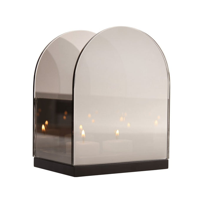 &Klevering Reflection Arch 2 Zilver - BB Interior&KleveringCandle Holder