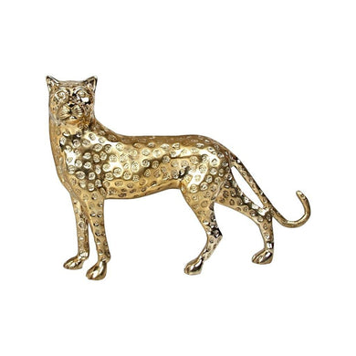 &Klevering Sculpture Brass Panther - BB Interior&KleveringSculpture