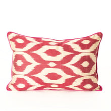 BB Interior Handmade Cushion Velvet Pink