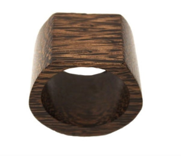 Napkin Ring Giftbox (6 Servetringen Hout) - BB InteriorDôme DecoGiftbox