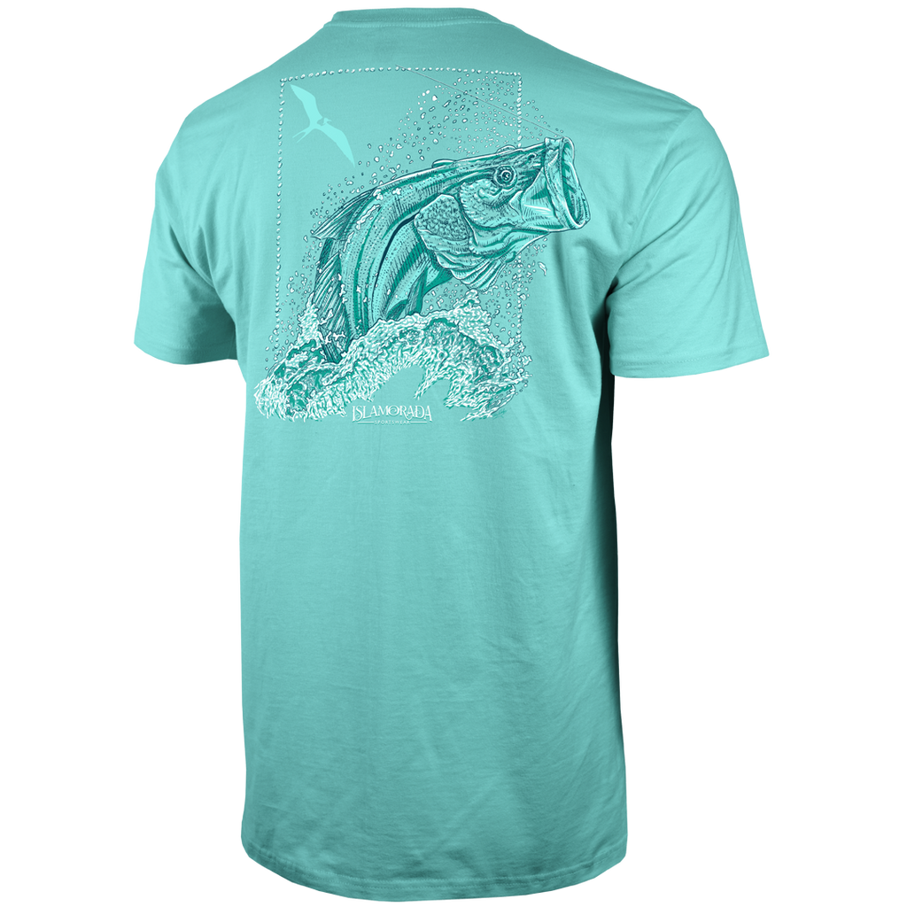 SNOOK SPLASH SHORT SLEEVE TEE