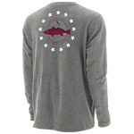 BETSY ROSS REDFISH LONG SLEEVE TEE