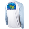 MAHI BULL FIGHT LONG SLEEVE PERFORMANCE RAGLAN