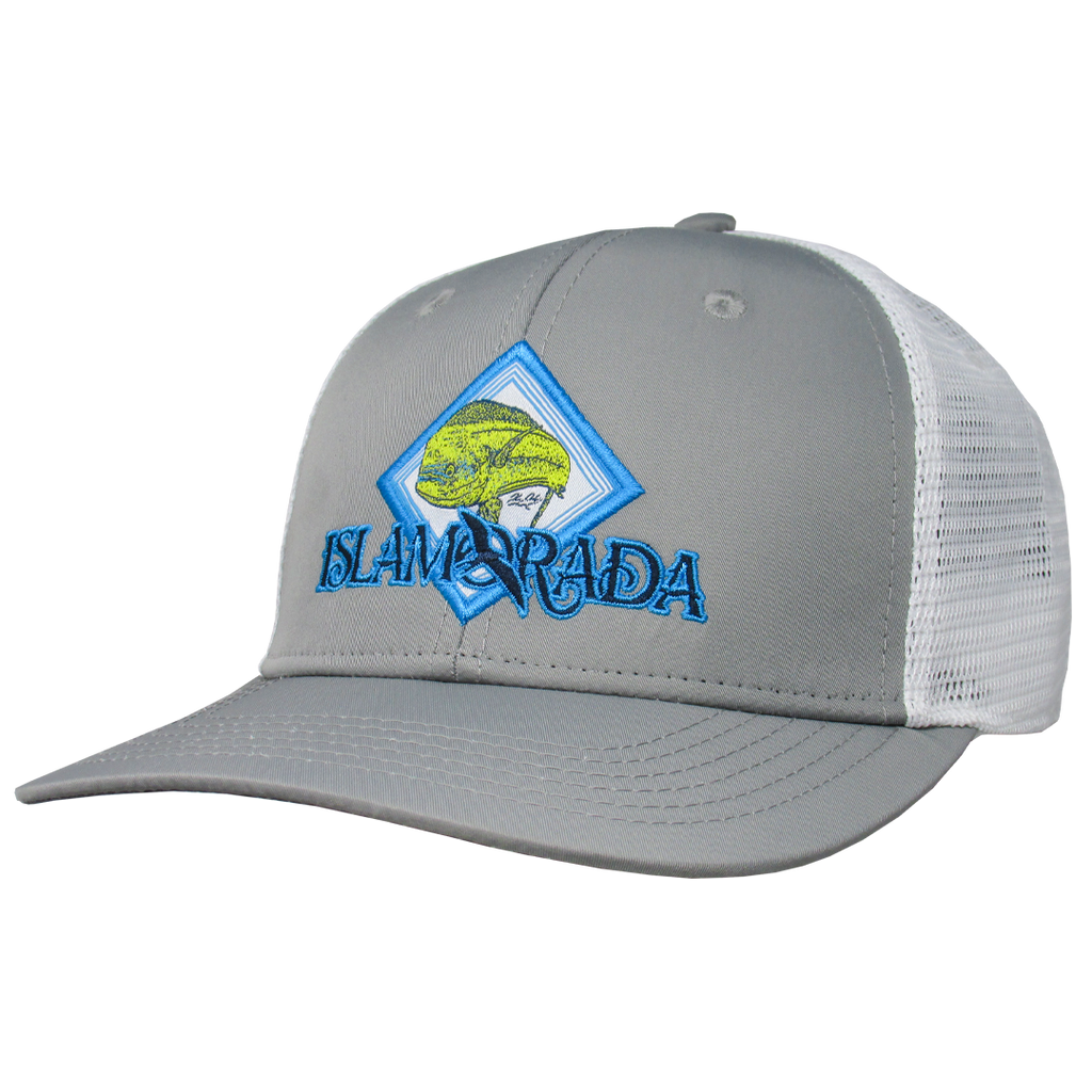 ISLA MAHI PATCH MIDPRO TRUCKER