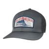 ISLA SAIL PATCH RECYCLED MIDPRO TRUCKER