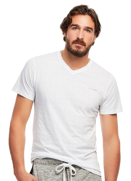 V-Neck T-Shirt | Fox + Badger