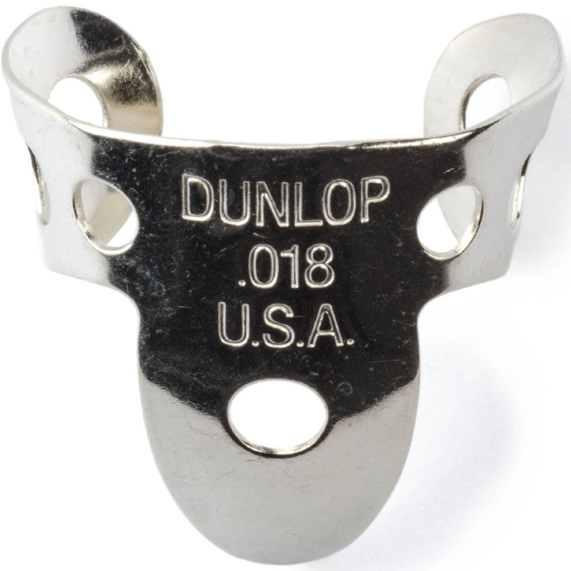 Dunlop 33R .018 Nickel Silver Fingerpick