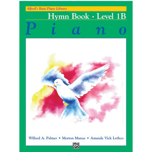 Alfred's Basic Piano Library Hymn Book 1B