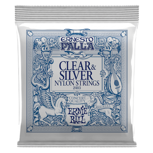 Ernie Ball 2403 28-42 Classical Clear & Silver Strings