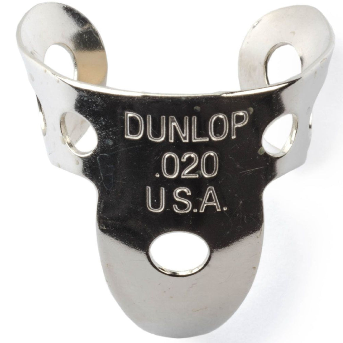 Dunlop 33R .020 Nickel Silver Fingerpick