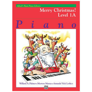 Alfred's Basic Piano Library Merry Christmas! Book 1A