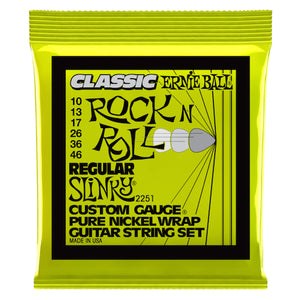 Ernie Ball 2251 10-46 Electric Strings