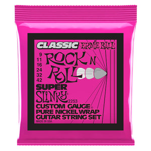 Ernie Ball 2253 9-42 Electric Strings