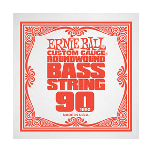 Ernie Ball 1690 90 Roundwound Bass Single String